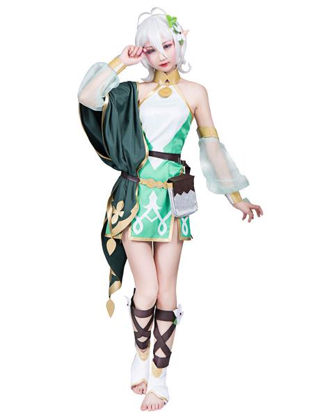 Milanoo Princess Connect Re Dive Kokoro Natsume Cosplay Costume