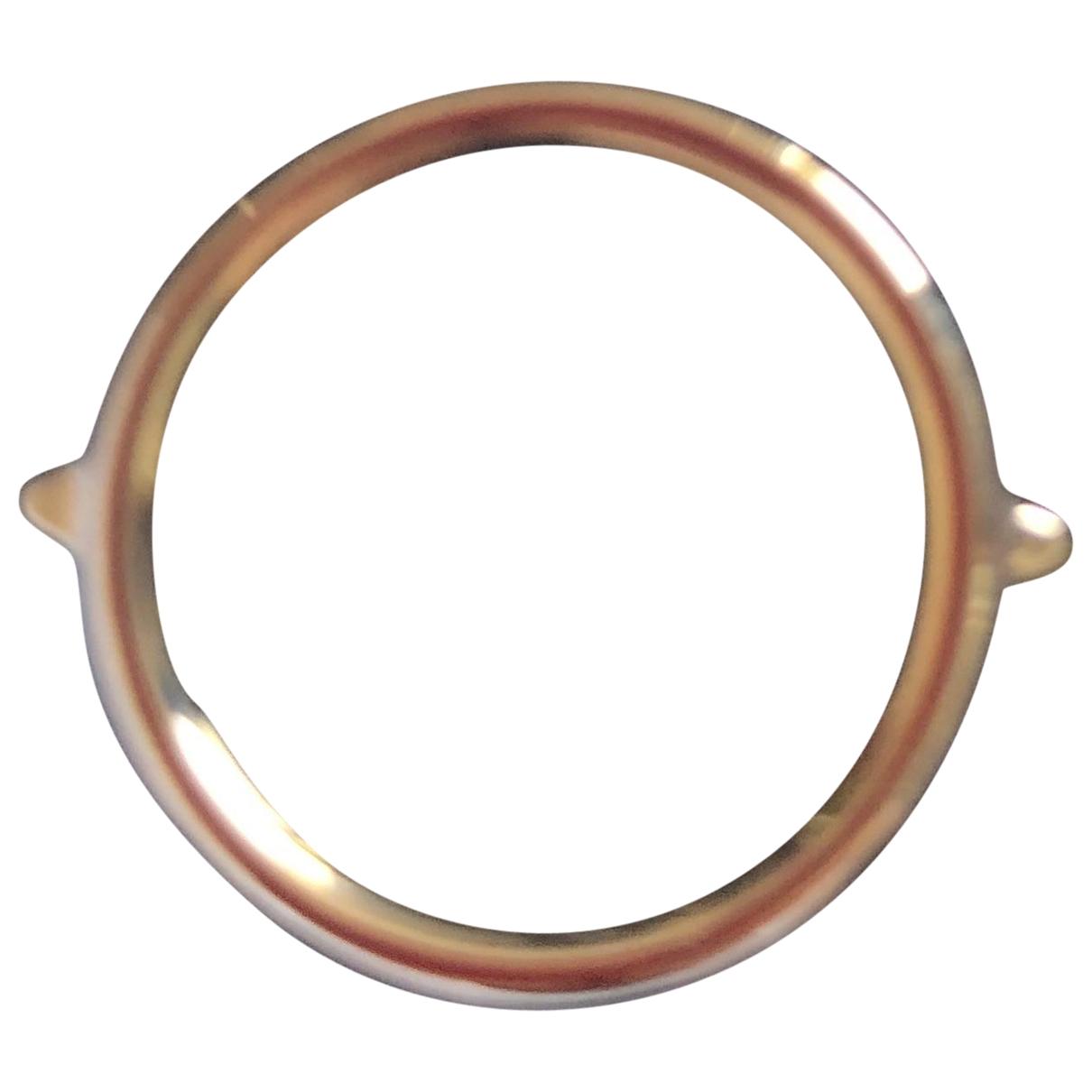 Anillo Discs de Oro rosa Ginette Ny