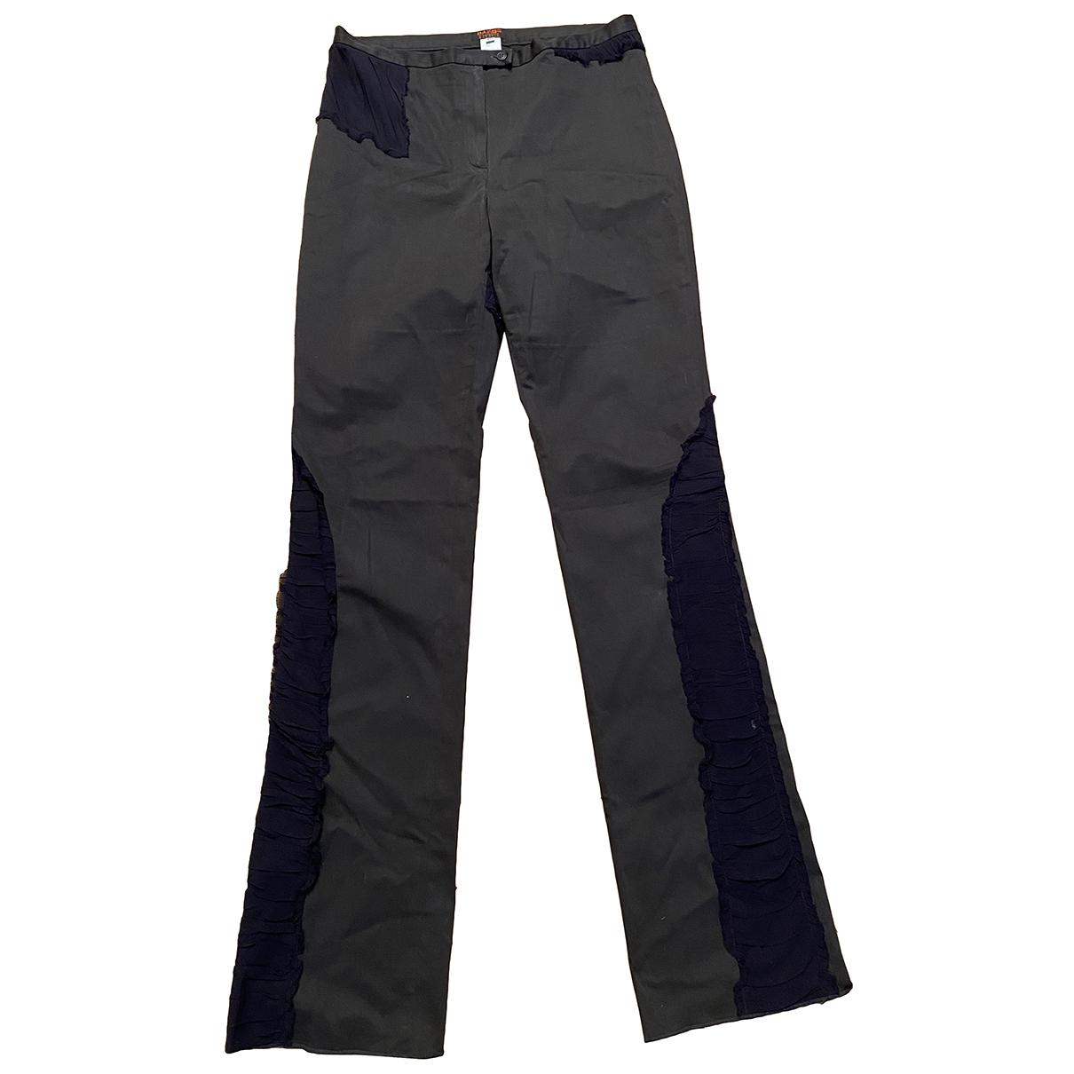 Pantalon recto Christian Lacroix