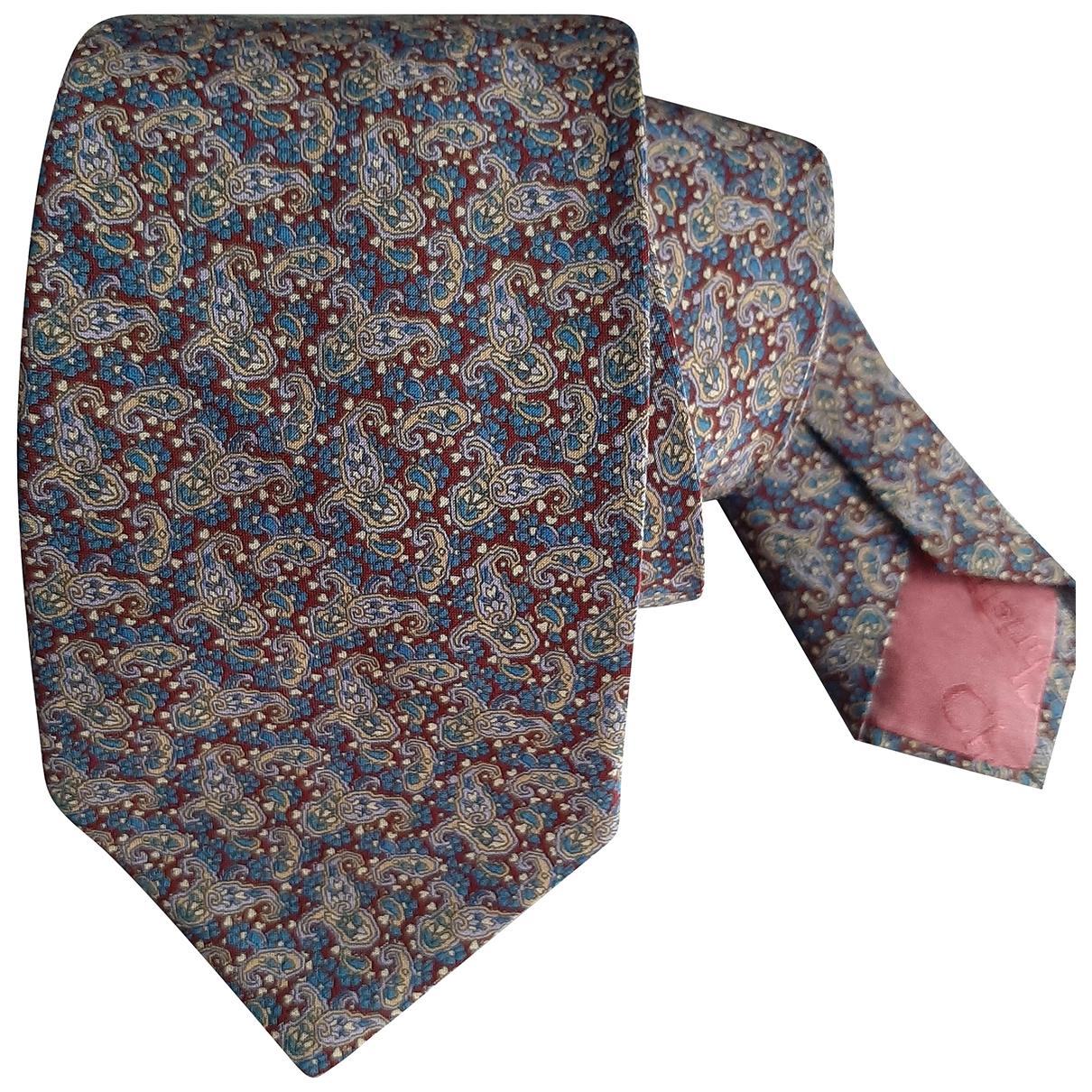 Corbata de Seda Christian Dior