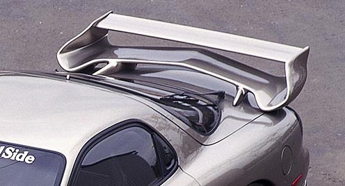 VeilSide 1993-2002 Mazda RX7 FD3S C-I Model Rear Wing (FRP)