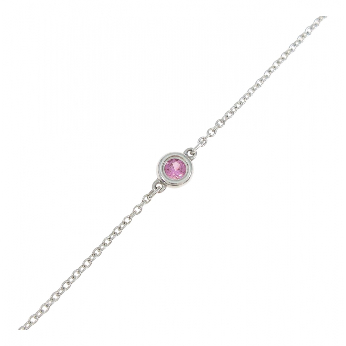 Tiffany & Co - Bracelet   pour femme en argent - argente