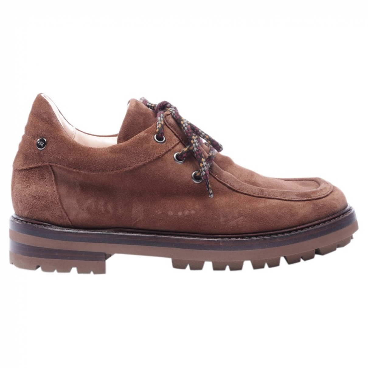 Agl \N Brown Leather Trainers for Women 40 EU