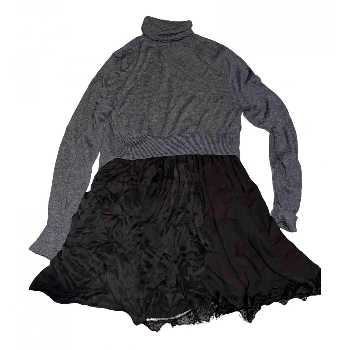 Zara \N Grey Cotton  top for Women M International