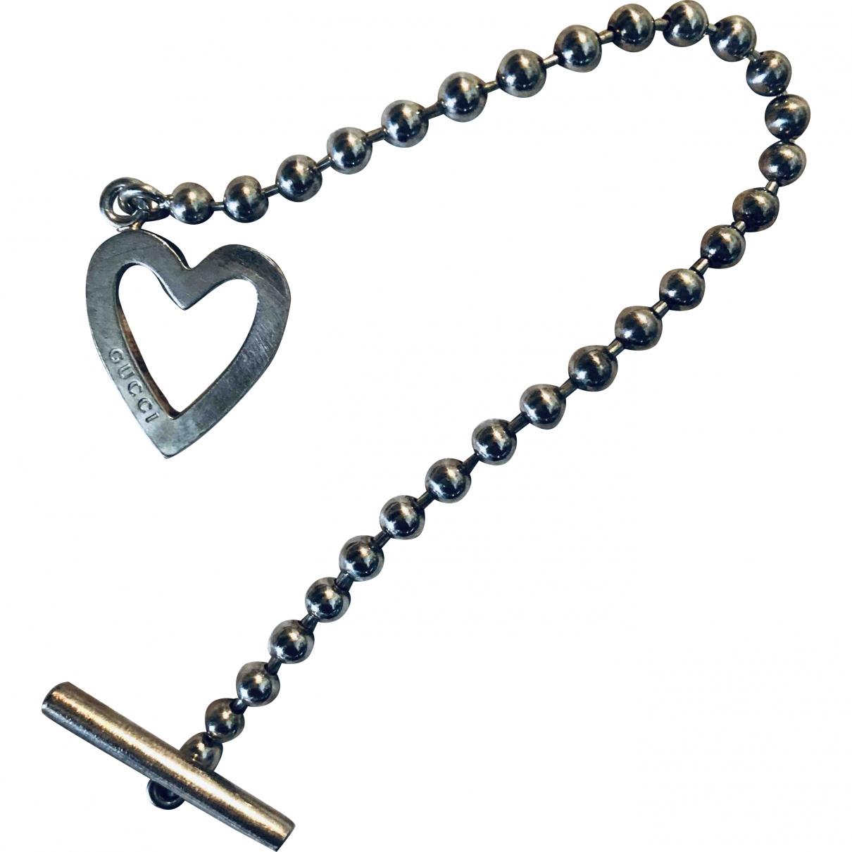 Gucci \N Silver bracelet for Women \N