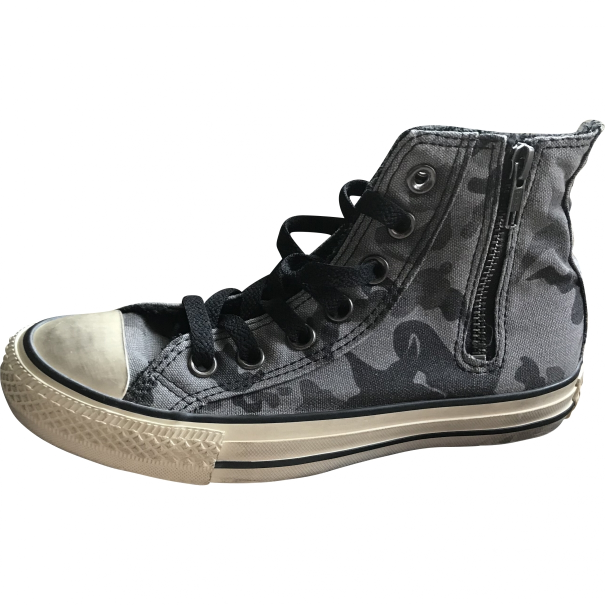 Converse \N Black Cloth Trainers for Women 36.5 EU
