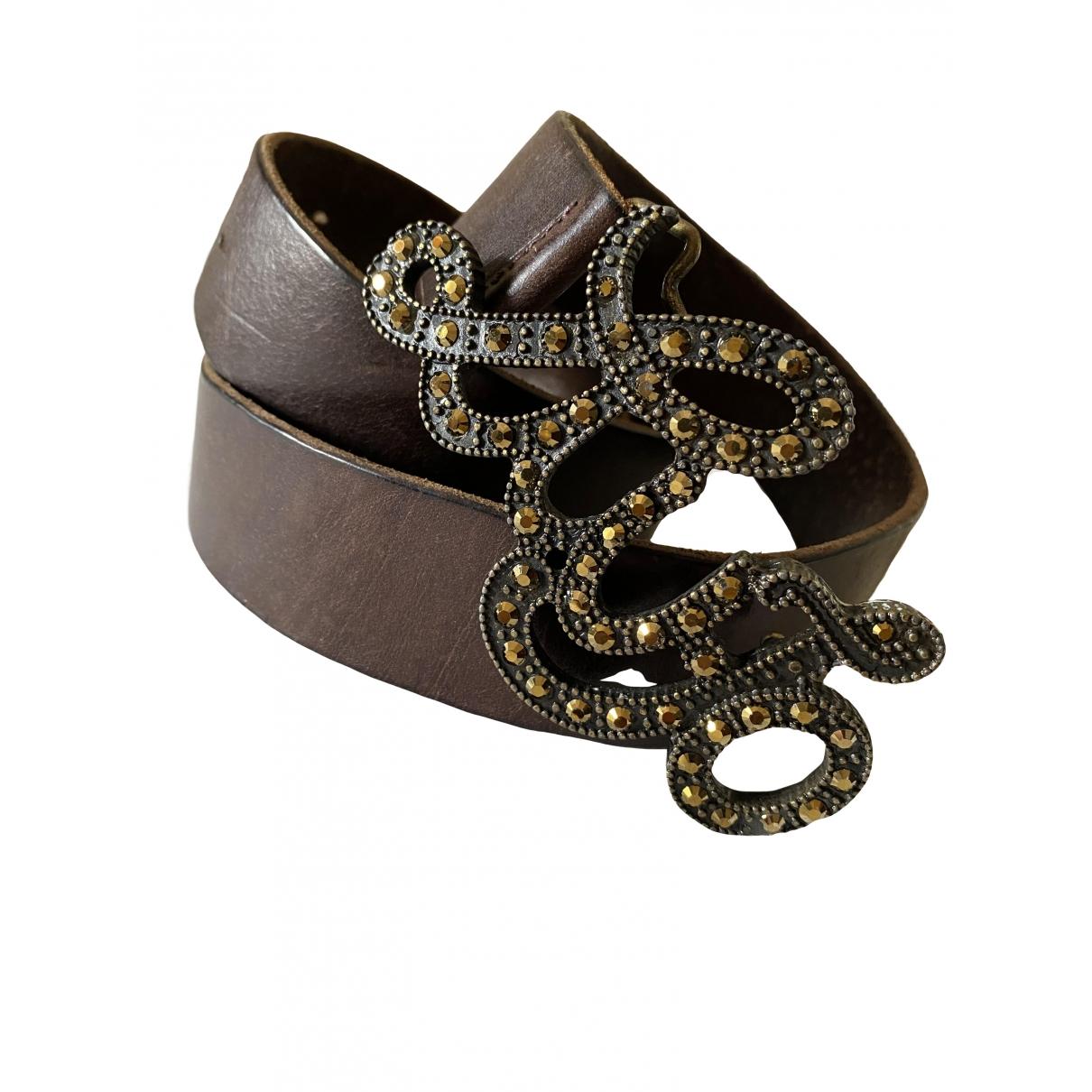 Cinturon de Cuero Liu.jo