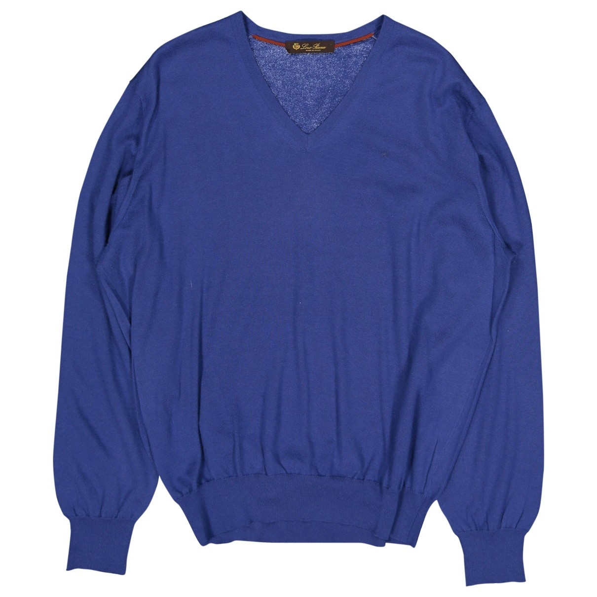 Loro Piana \N Pullover.Westen.Sweatshirts  in  Blau Kaschmir