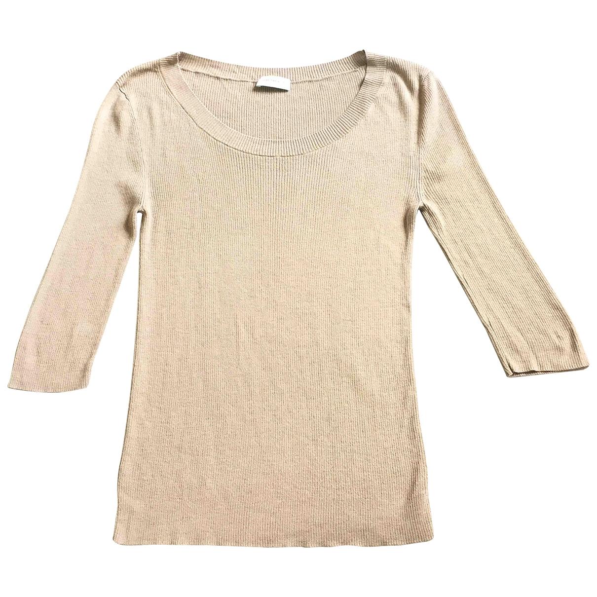 Dries Van Noten - Pull   pour femme en laine - beige