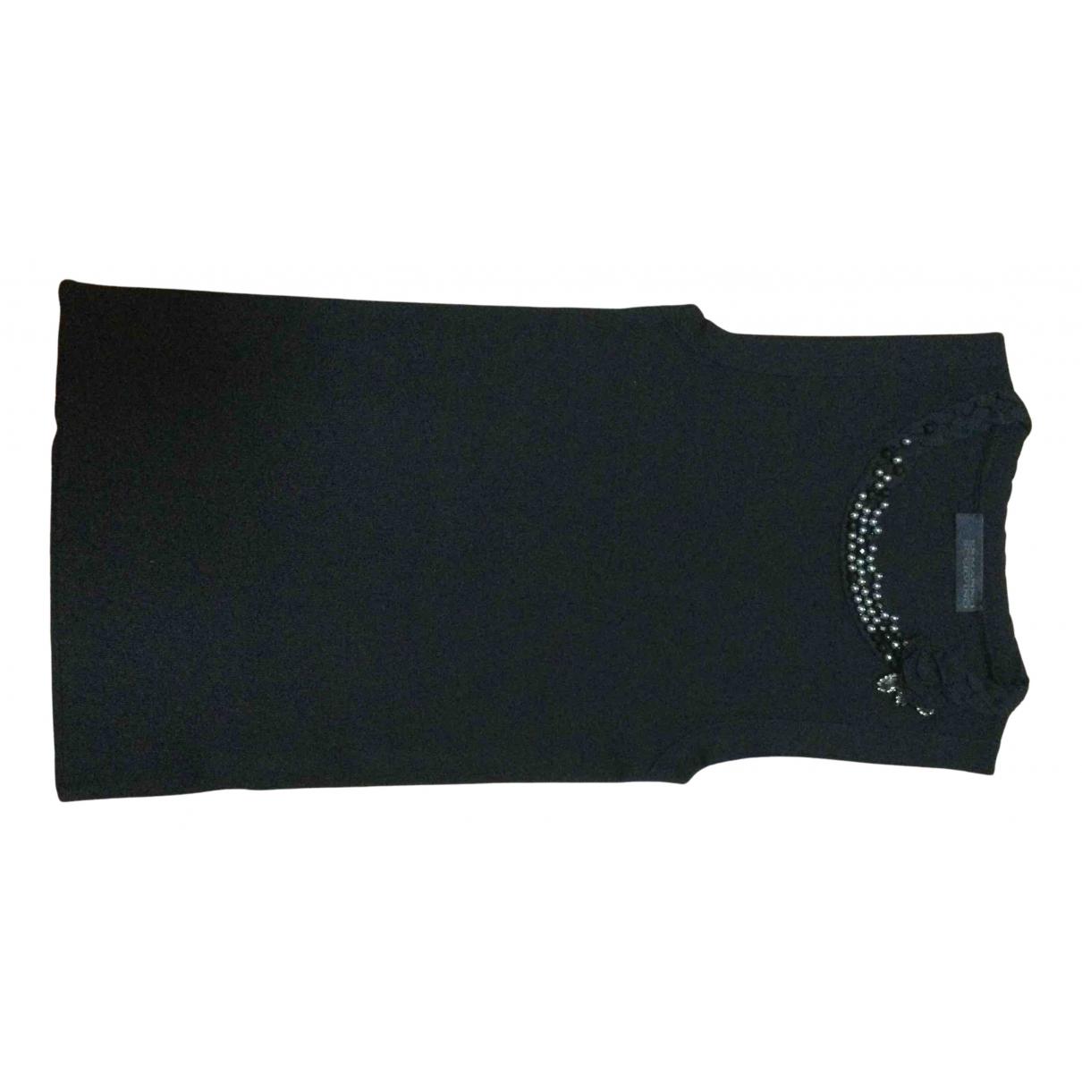 Ermanno Scervino \N Top in  Schwarz Wolle