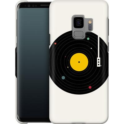 Samsung Galaxy S9 Smartphone Huelle - Music Everywhere von Florent Bodart
