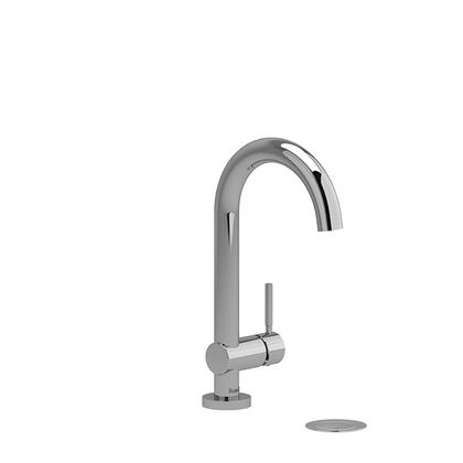 RU01BN-05 Single Hole Lavatory Faucet without Drain 0.5 GPM  in Brushed
