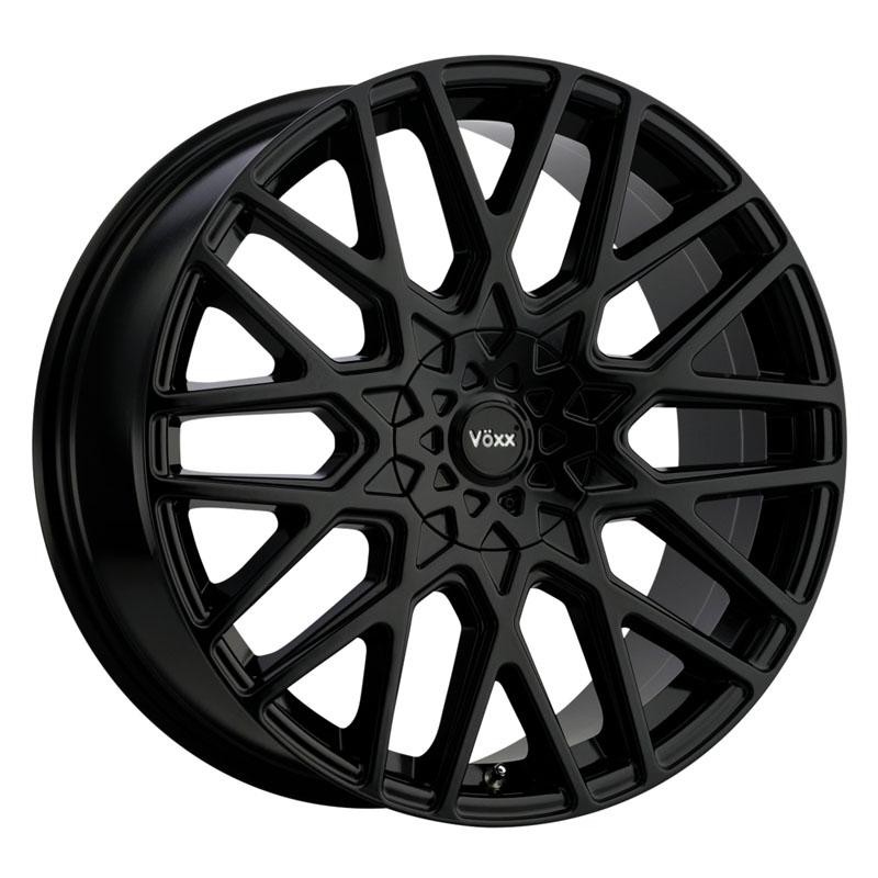 Voxx Forti 17x7.5 5x112120 40mm Gloss Black
