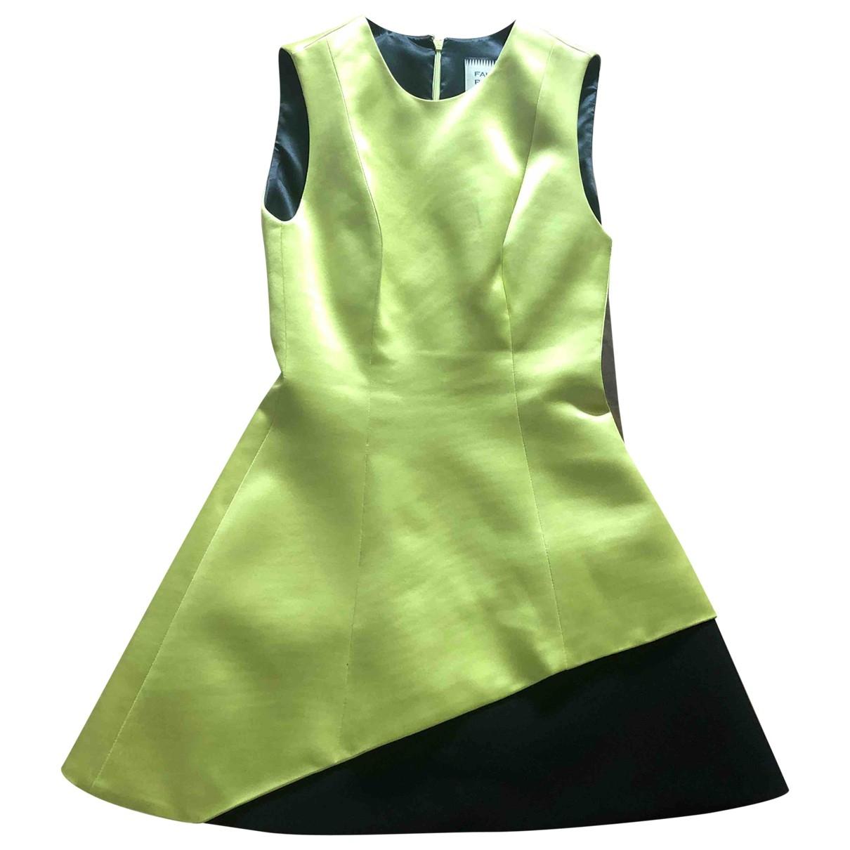 Fausto Puglisi \N Silk dress for Women 38 IT