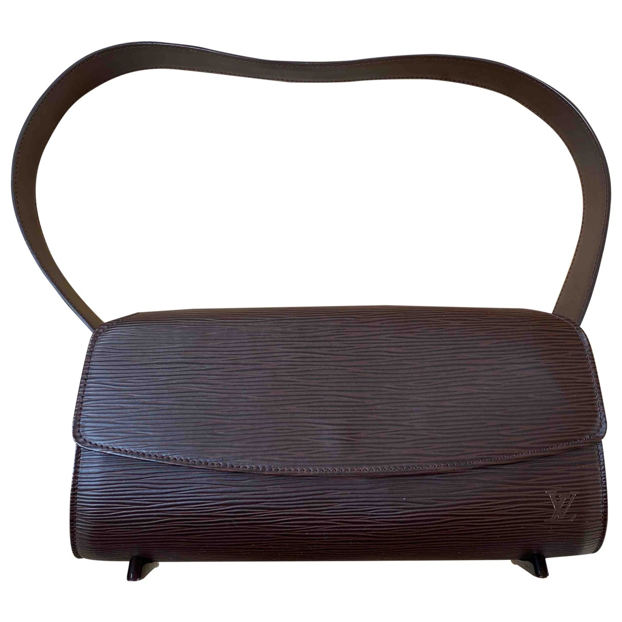 Louis Vuitton Nocturne Brown Leather handbag for Women \N