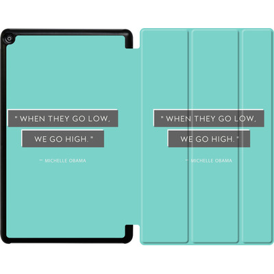 Amazon Fire HD 10 (2017) Tablet Smart Case - Aim High von caseable Designs