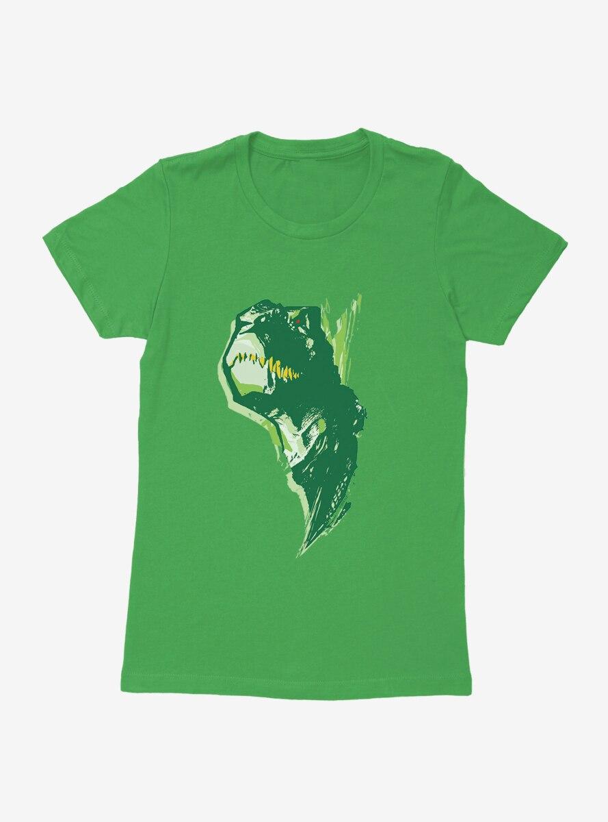 King Kong Dinosaur Womens T-Shirt