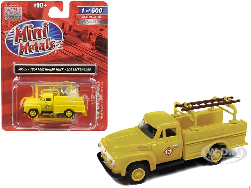 1954 Ford Hi-Rail Truck