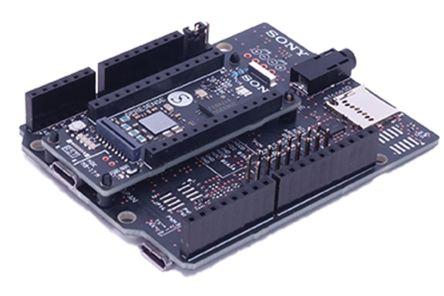 Sony SPRESENSE Main CPU Computer Board CXD5602PWBMAIN1E (100)