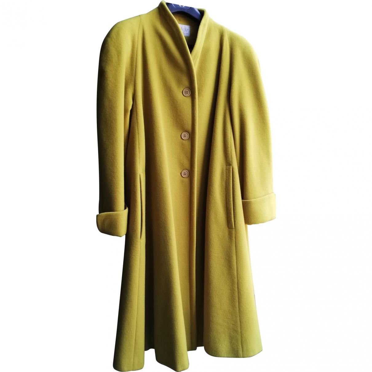 Byblos \N Maentel in  Gelb Wolle