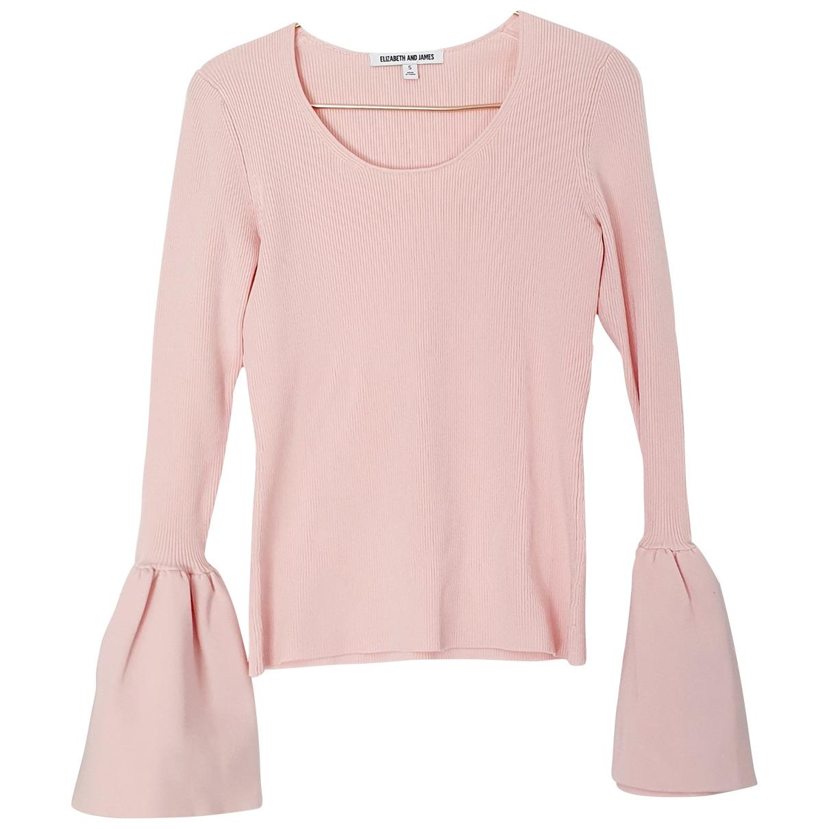 Elizabeth And James \N Pink Knitwear for Women S International
