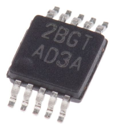 Intersil ISL3150EIUZ-T7A, Line Transceiver, RS-422, RS-485, 5 V, 10-Pin MSOP (5)