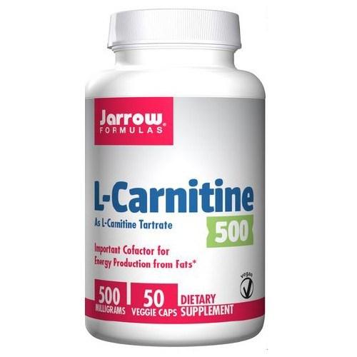 L-Carnitine  50 Caps by Jarrow Formulas