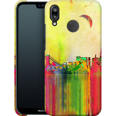 Huawei P20 Lite Smartphone Huelle - San Francisco Skyline von Mark Ashkenazi