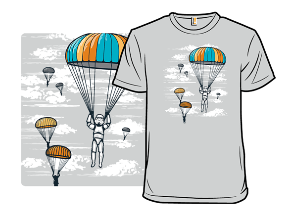 Paratroopers T Shirt