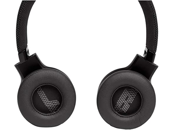 Live 400bt Wireless Headphones W/voice Assistant - Black
