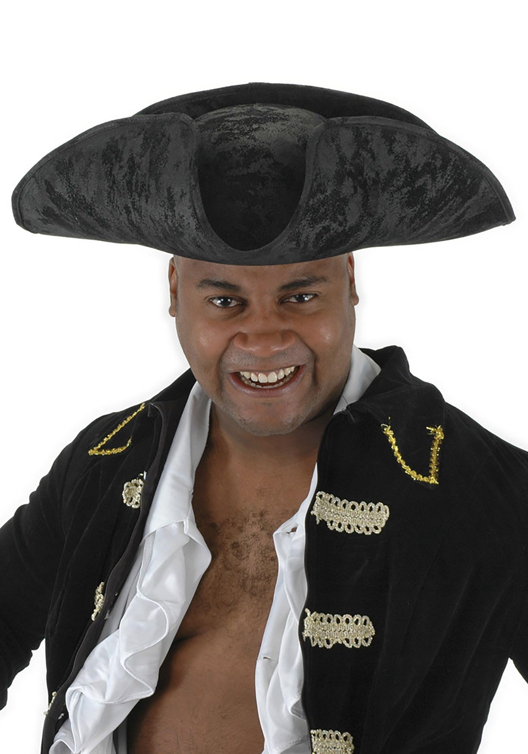 Black Corsair Hat