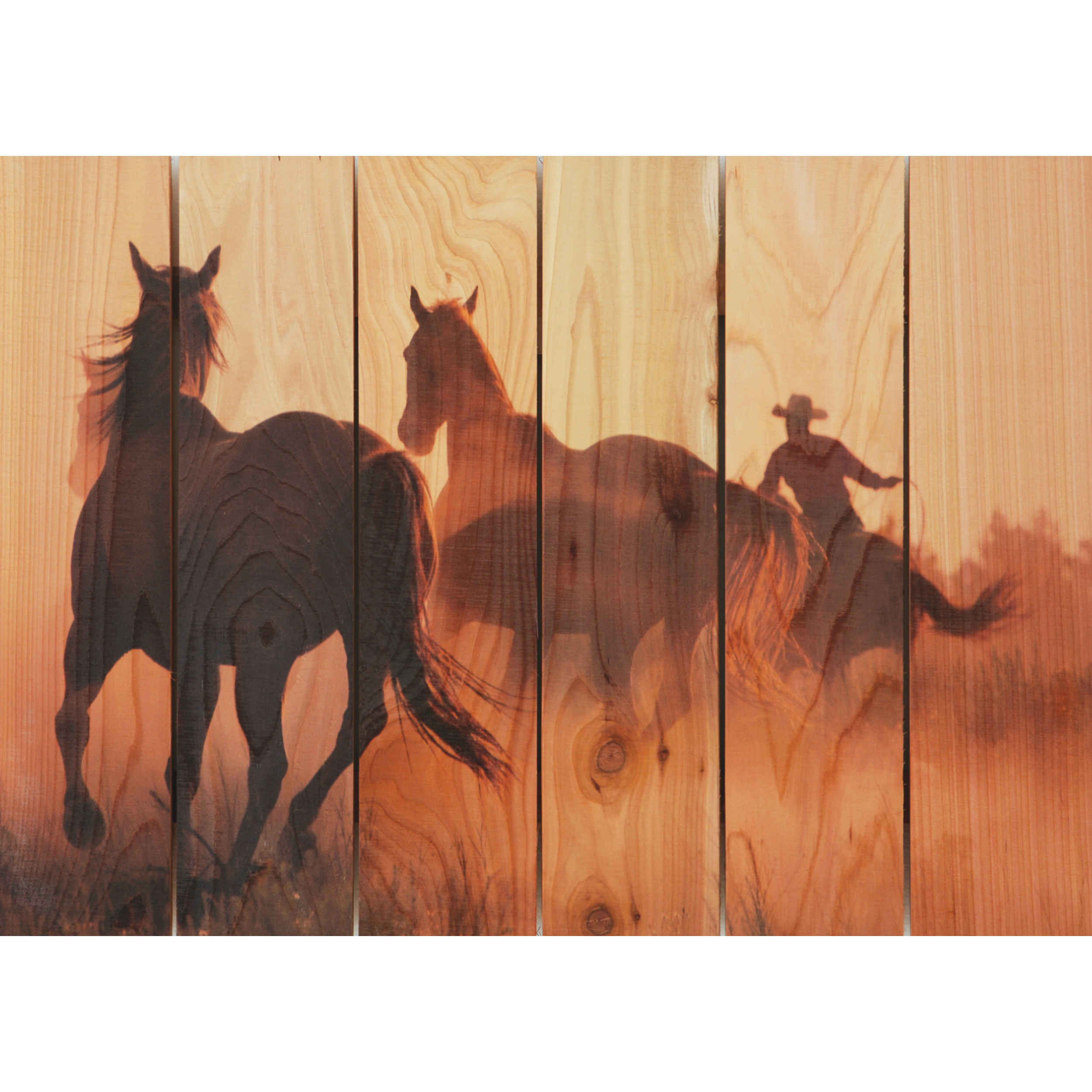 Daydream Gizaun Cedar Wall Art, Round Up, 33