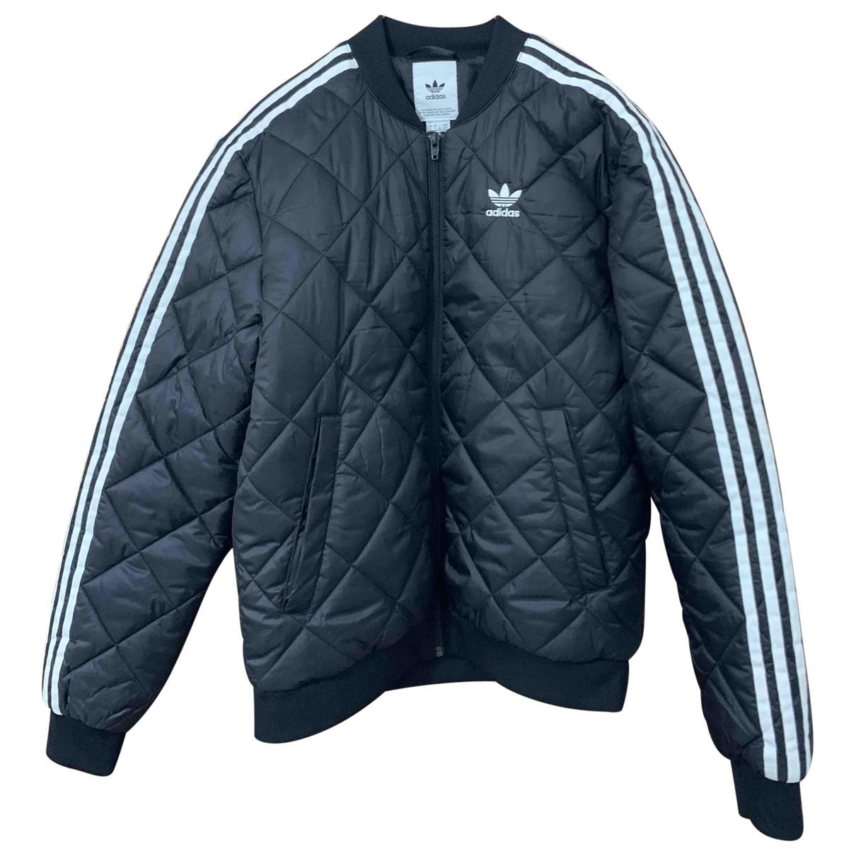 Adidas - Vestes.Blousons   pour homme - noir