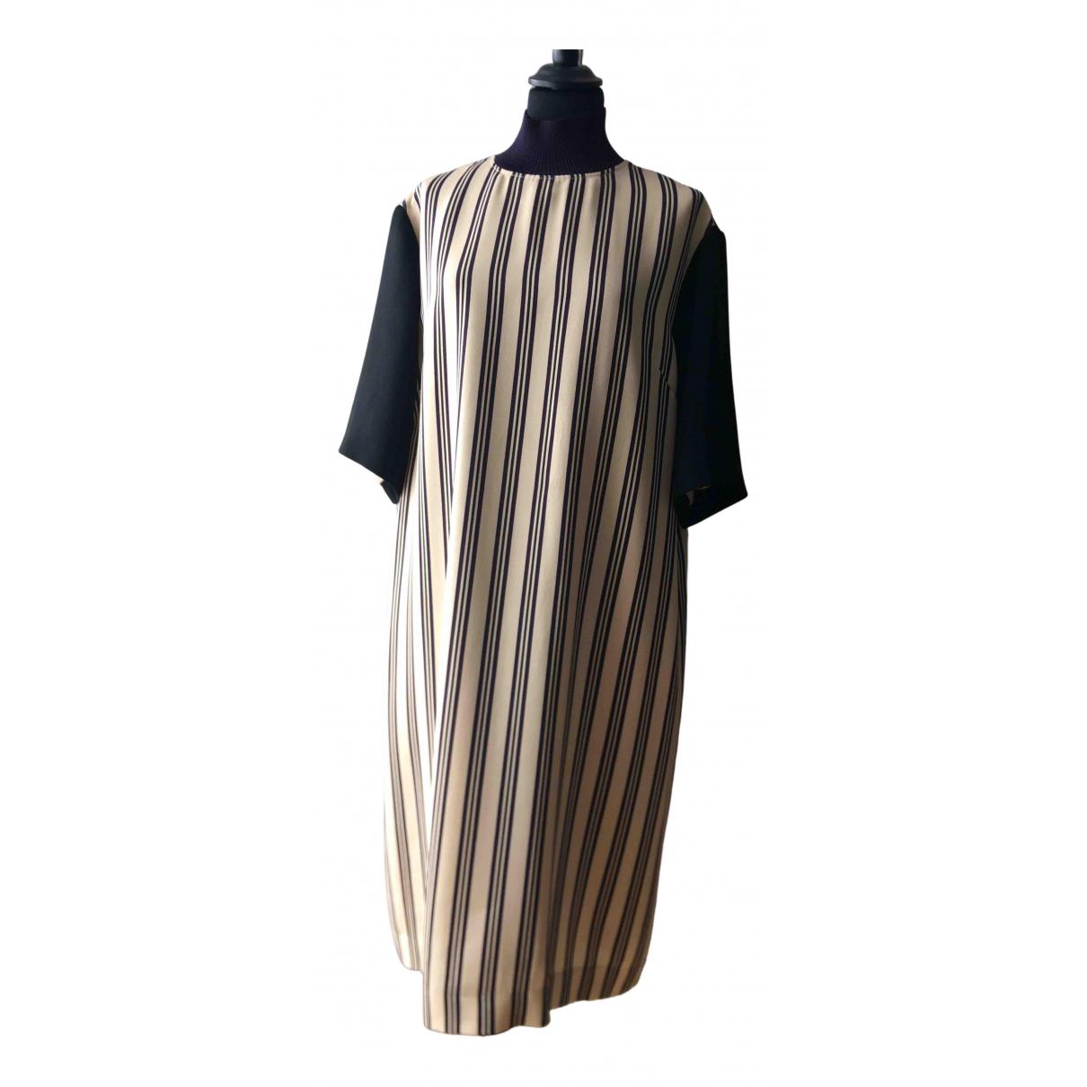 Dries Van Noten - Robe   pour femme - beige