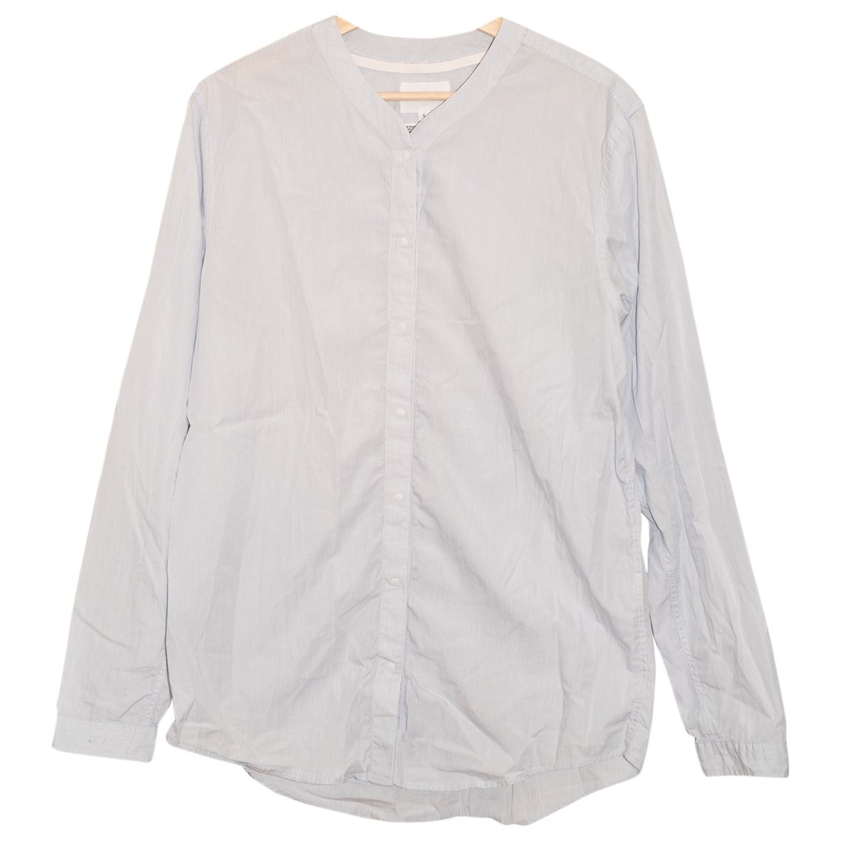 Norse Projects \N Hemden in  Weiss Baumwolle