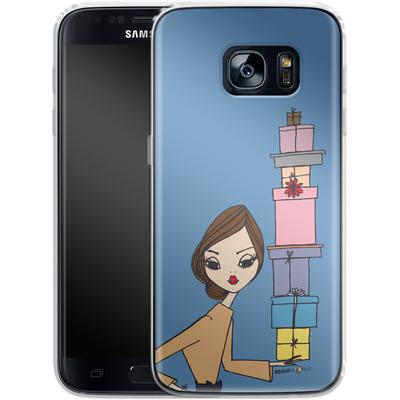Samsung Galaxy S7 Silikon Handyhuelle - IRMA In New York von IRMA