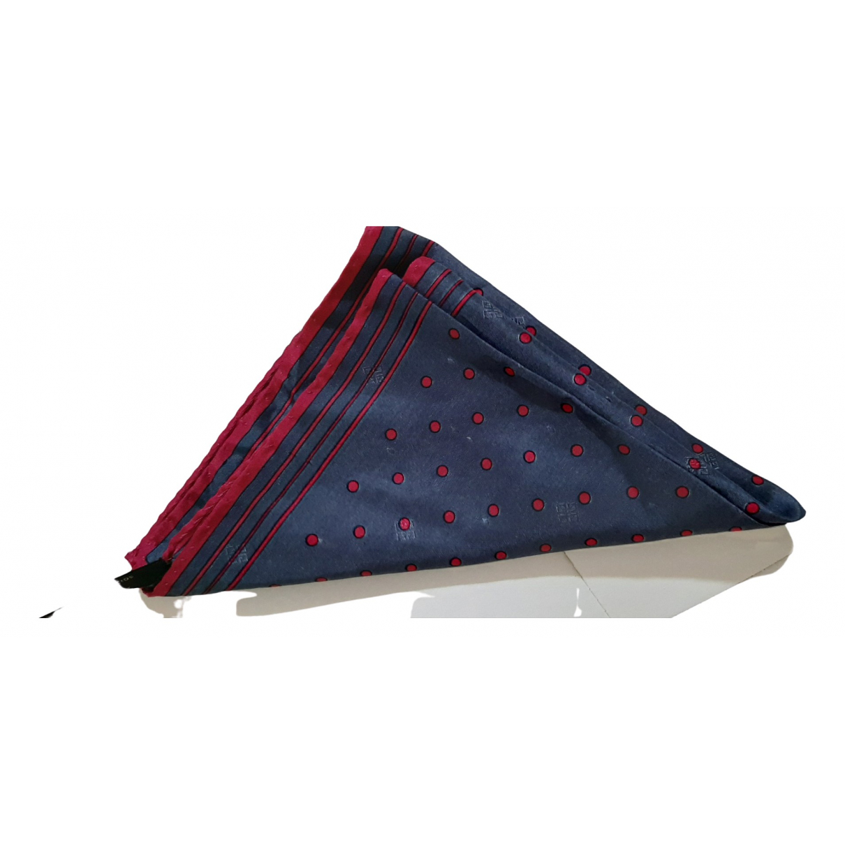 Givenchy \N Multicolour Silk scarf & pocket squares for Men \N