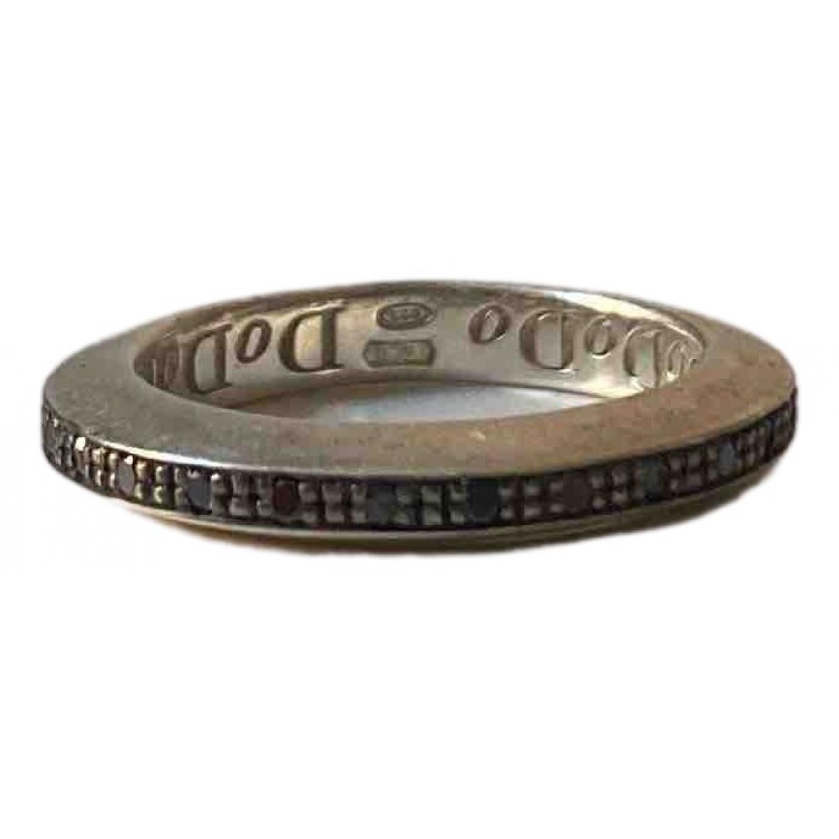 Dodo Pomellato \N Ring in  Schwarz Silber