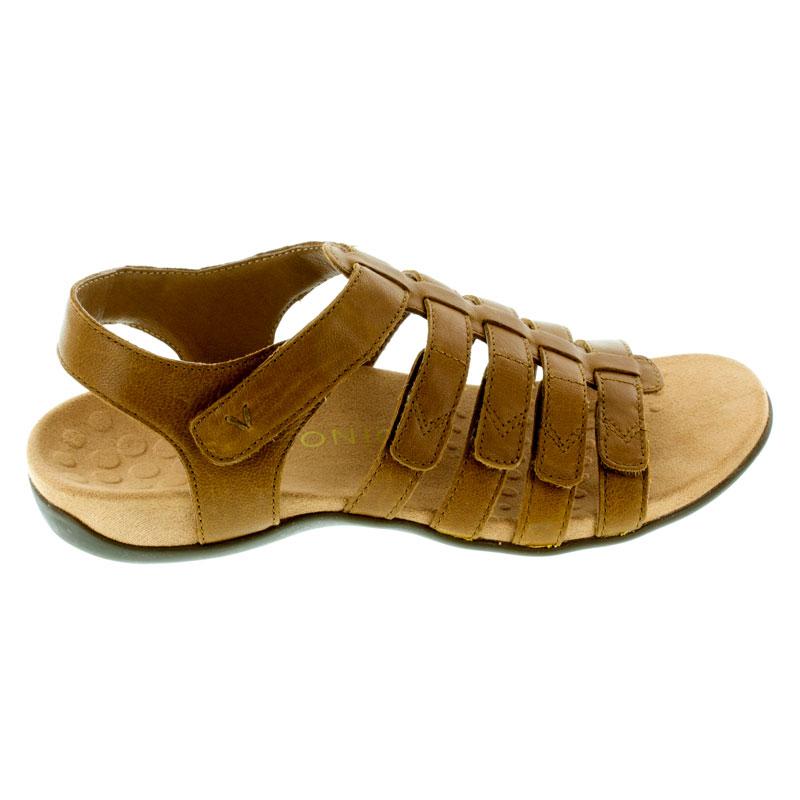 Vionic Harissa Mocha Leather 10 M