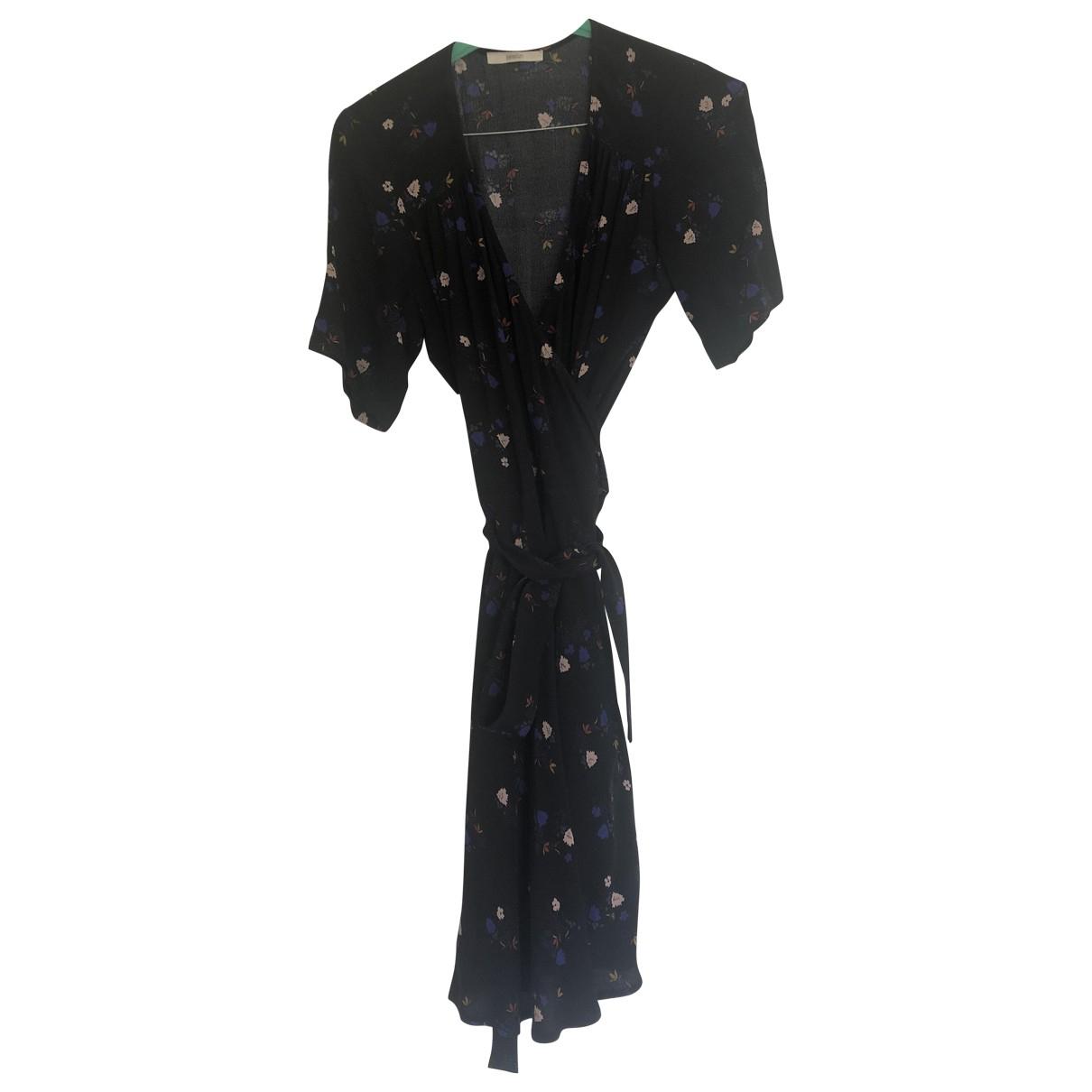 Sessun N Blue dress for Women 36 FR