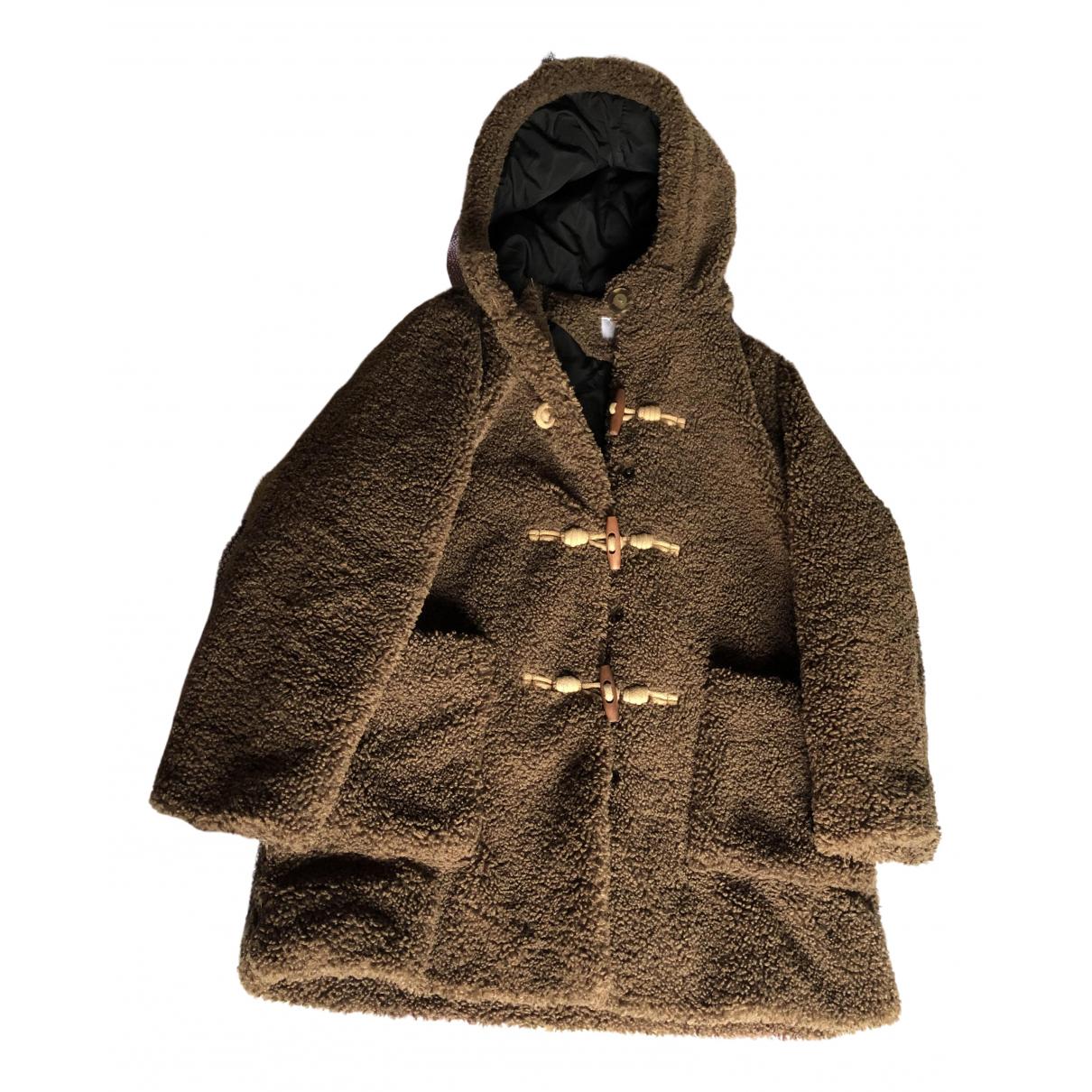 Zara - Manteau   pour femme - marron
