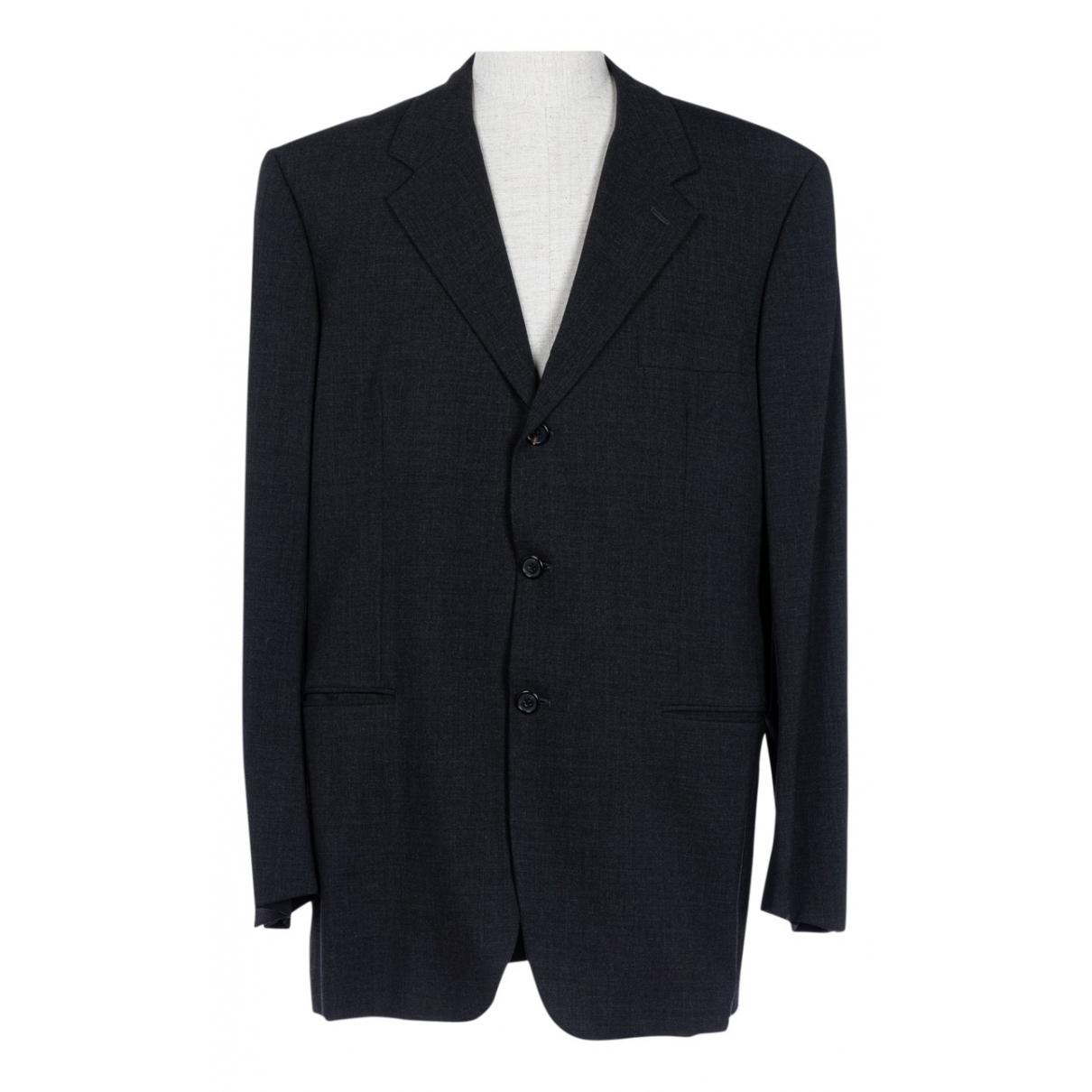 Prada \N Grey Wool jacket  for Men 54 IT