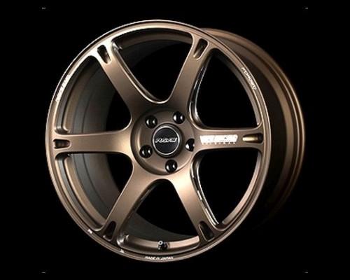 Volk Racing WVD6X22EBB TE037 6061 Wheel 18x9.5 5x114.3 22mm Blast Bronze