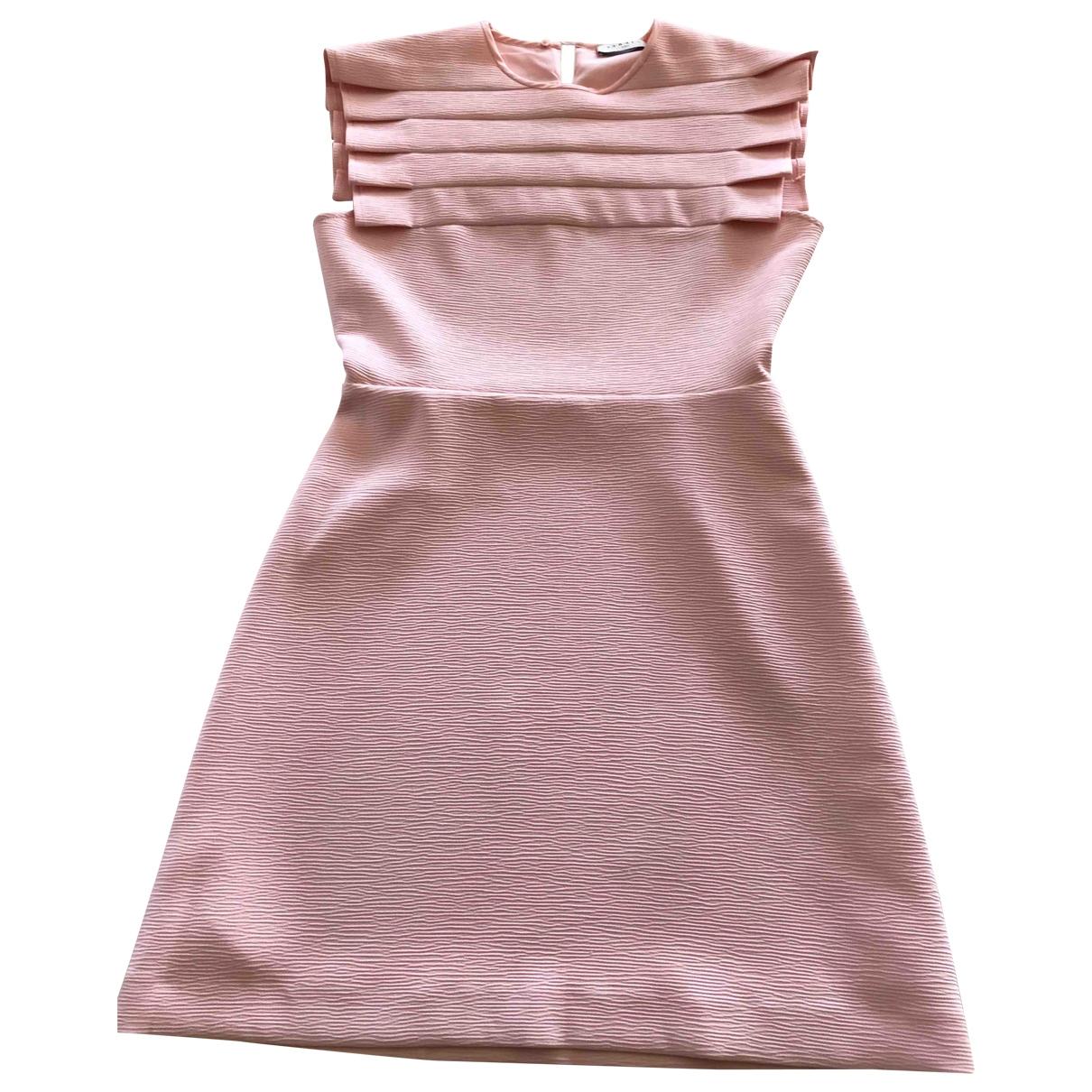 Sandro \N Pink dress for Women 38 FR