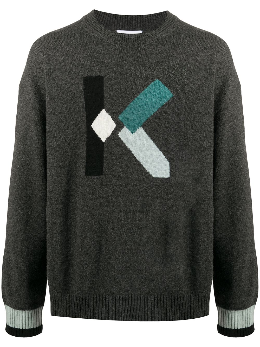 Wool Logo Jumper