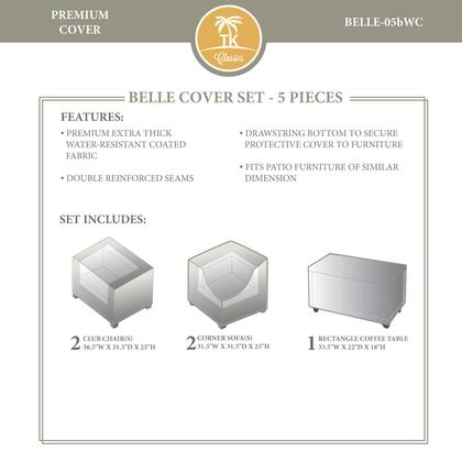 BELLE-05bWC Protective Cover
