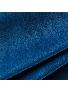 Thick Velvet Blackout Custom Grommet Curtains for Living Room Bedroom No Pilling No Fading No Shrinking Good Water Imbibition