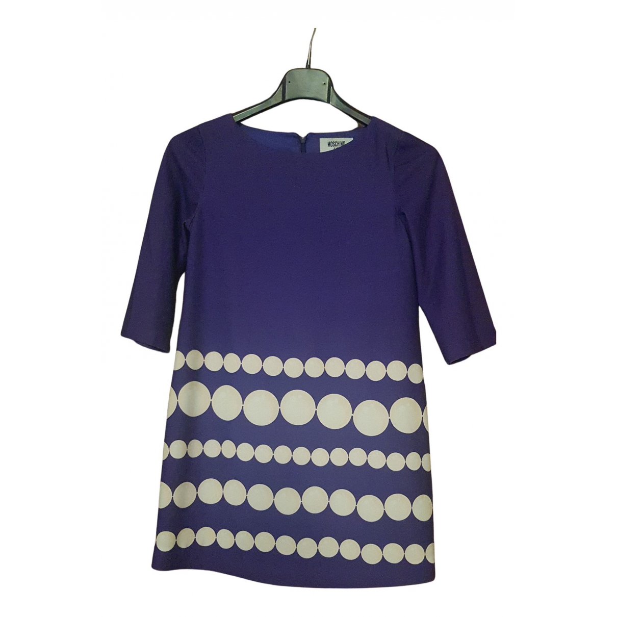 Moschino N Purple dress for Kids 8 years - up to 128cm FR