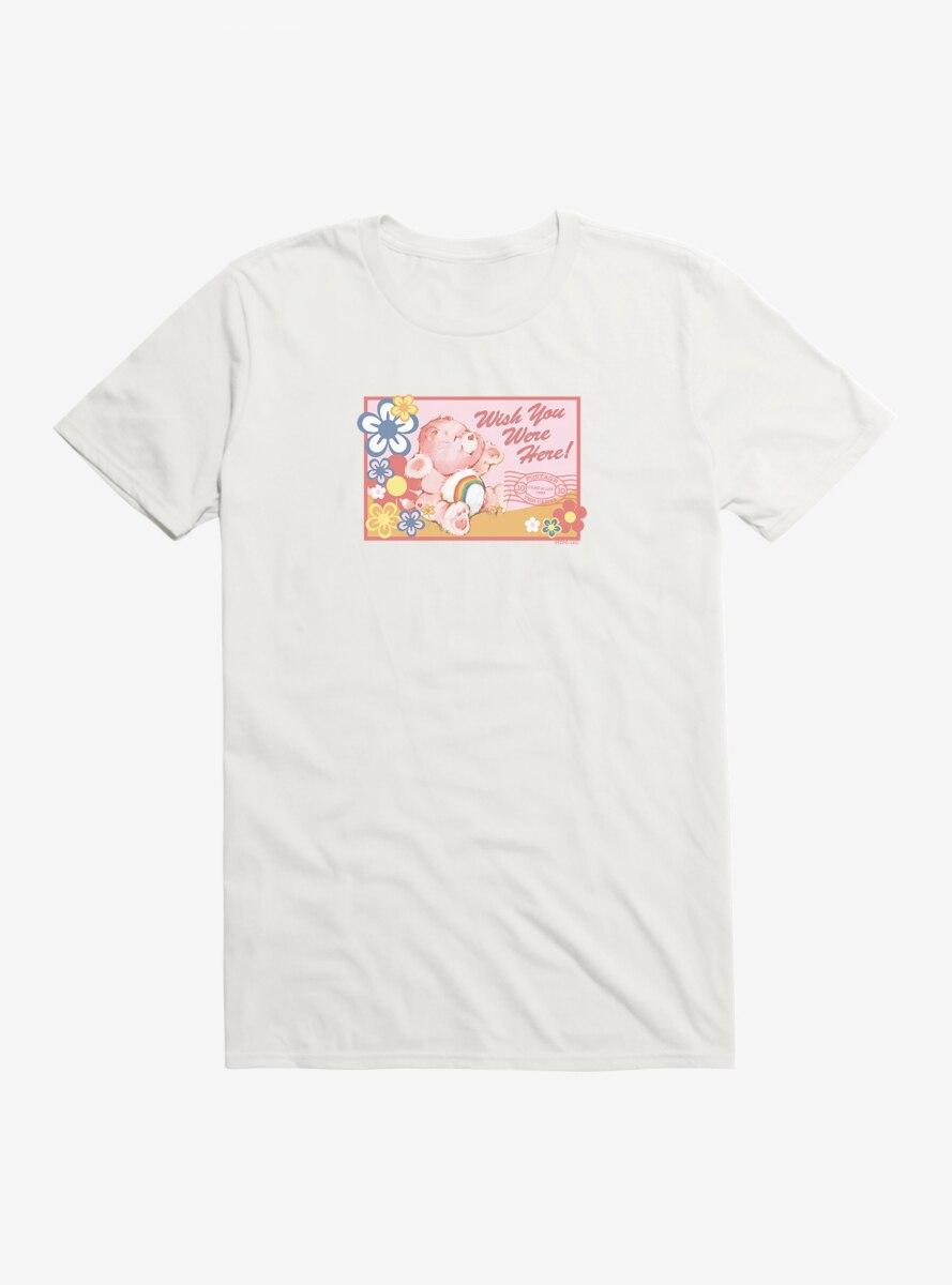 Care Bears Cheer Bear Stamp T-Shirt