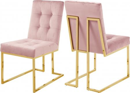 Pierre Collection 714Pink-C Set of two 37